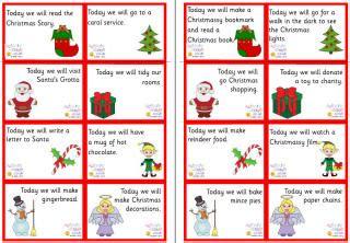ideas  filling  home  advent calendars