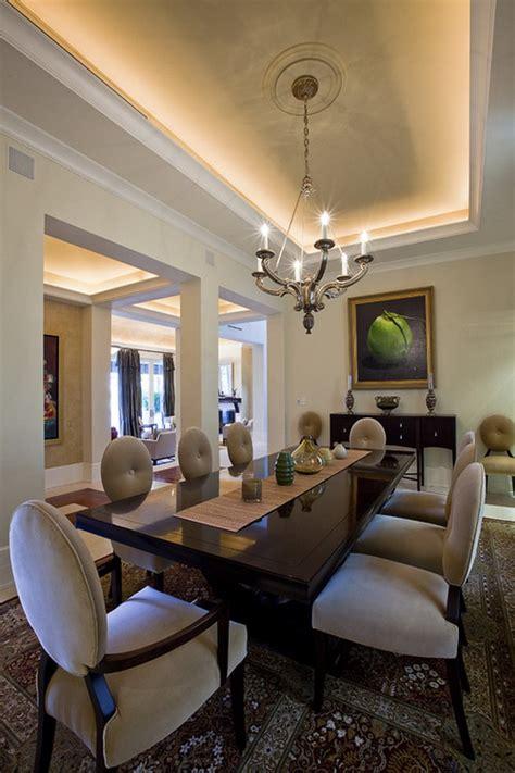 40+ Beautiful Modern Dining Room Ideas