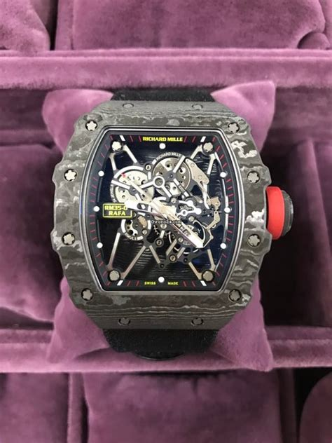 richard mille rm   rafael nadal  price  request