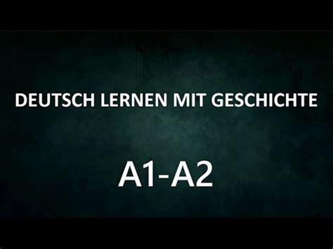 Deutsch Lernen Mit Geschichte Für Anfänger #10 Learn