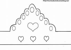 Couronne En Papier à Imprimer : couronne princesse imprimer f te des rois couronne princesse couronne reine des neiges ve ~ Melissatoandfro.com Idées de Décoration