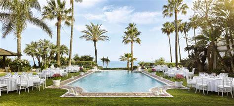 marbella exclusive wedding venue
