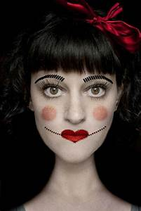 Pretty and scary Halloween makeup ideas for the whole ...