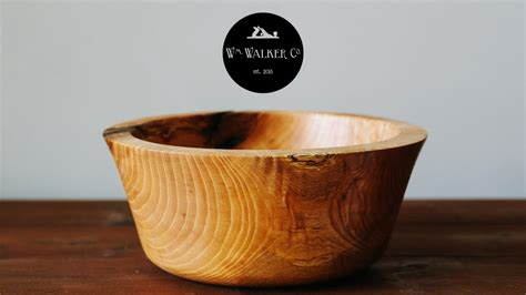 turning  ridiculously hard wood bowl persimmon youtube