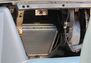 1999 Ford F 150 Heater Blend Door Location
