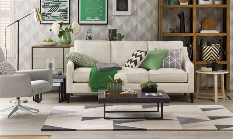 one living room three ways how to create trend styles for your living room this month