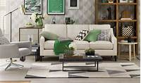 living room design ideas One living room three ways: how to create on-trend styles ...