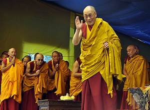 His Holiness the Dalai Lama Concludes Three-day Teaching ...