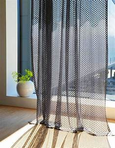 Idée Rideau Salon : rideau transparent materials pinterest transparent rideaux stores et voilages ~ Preciouscoupons.com Idées de Décoration