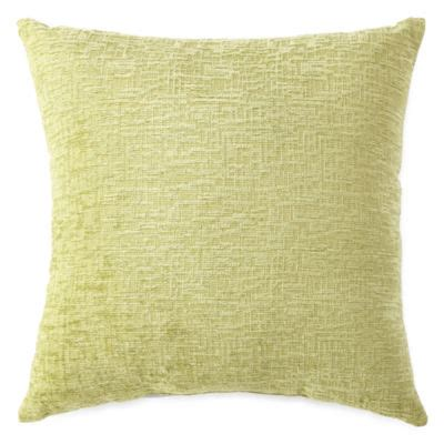 jcpenney decorative pillows jcpenney home oversized chenille decorative pillow jcpenney