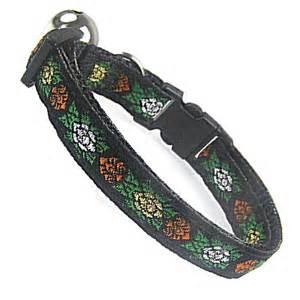 unique cat collars autumn unique collar for cat coolcatcollars co uk
