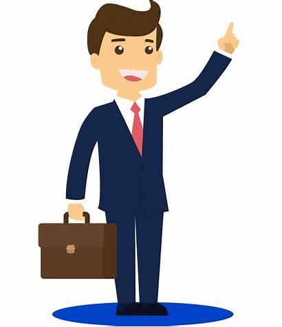 Salesman Clipart Marketing Transparent Clip Salesperson Female