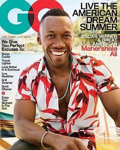 Oscar winner Mahershala Ali Covers GQ Magazine's July 2017 ...