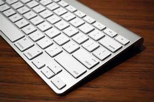 Microsoft Arc Keyboard Vs The Apple Wireless Keyboard