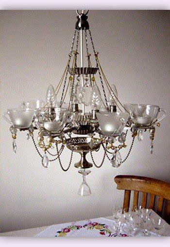 how to make a garden chandelier chandelier