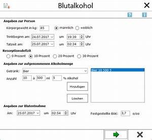 Blutalkoholkonzentration Berechnen : blutalkohol ra micro wiki ~ Themetempest.com Abrechnung