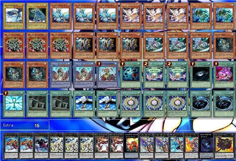 Hieratic Deck Recipe by Gishki Hieratic Deck 2013 Deck List