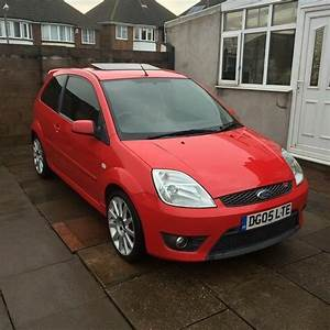 2005 Ford Fiesta St 150 Red Sunroof Mk6 Modified Swap