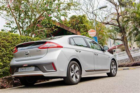 Hyundai Ioniq Electric 成功電擊其他對手 : 香港第一車網 Car1hk