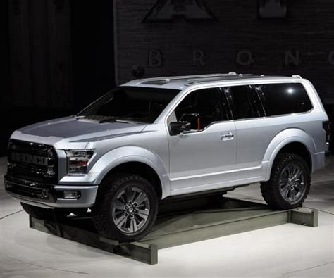 2019 Ford Bronco Images by 2019 Ford Bronco Release Date Redesign Specs And Price