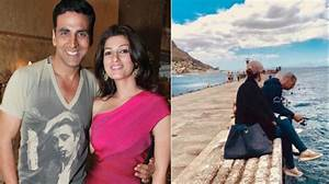 This is how Akshay Kumar is spending his holiday with wife ...