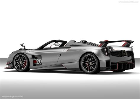 2020 Pagani Huayra Roadster BC - HD Pictures, Videos ...