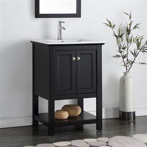 fresca manchester  black traditional bathroom vanity