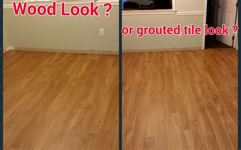 can wood look tile really look like wood the importance