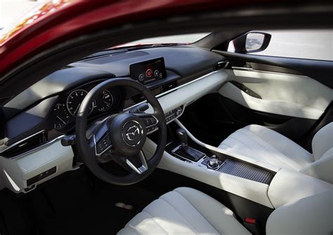 2018 Mazda 6 facelift makes LA debut with 2.5L turbo Paul ...