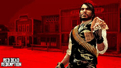 John Marston, Red Dead Redemption Wallpapers Hd Desktop