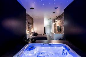 Appartement Chambre Avec Jacuzzi Sauna Privatif Belgique