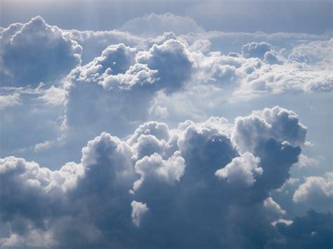 cumulus clouds   sky hd photo  zbynek burival