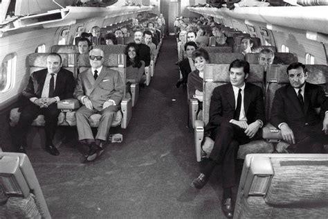 jean gabin et alain delon l avion des siciliens avec henri verneuil jean gabin