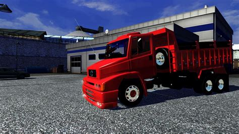 mercedes benz mercedes benz 1620 atron euro truck simulator 2 mods