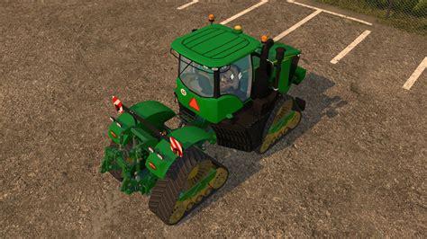 john deere rx  mod farming simulator   mod