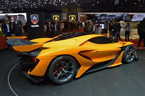 Gumpert Apollo Arrow 2016