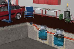 Garage Erdeinbau by Aco 214 Labscheider Coalisator P