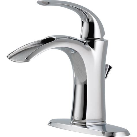 delta nyla chrome  handle mounting type watersense