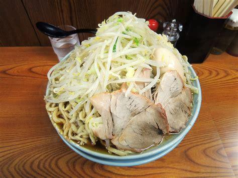 ラーメン 二郎 亀戸