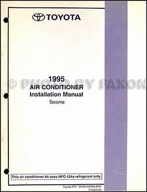 2001 Toyota Tacoma Pickup Wiring Diagram Original 41477 Verdetellus It