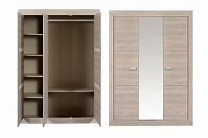 Miroir De Chambre : armoire chambre miroir maison design ~ Teatrodelosmanantiales.com Idées de Décoration