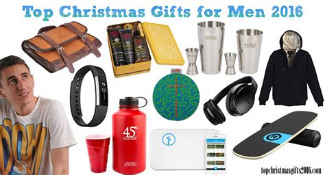 Best Christmas Gifts For Men 2016-2017