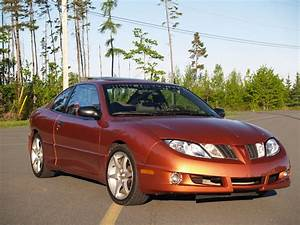 2004 Pontiac Sunfire - Overview