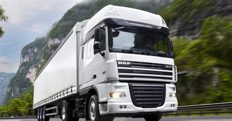 daf trucks usa in white hd wallpapers cars wallpapers hd