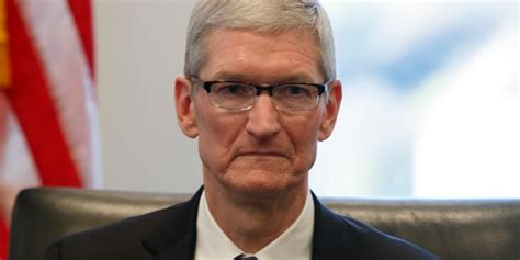 Apple Ceo Tim Cook Doesn't Let Nephew Use