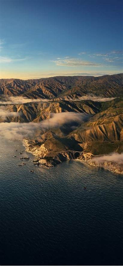 Macos Mac Wallpapers Os 4k Mountains Nature