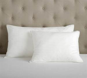 micromaxtm down alternative pillow pottery barn With best down alternative pillows