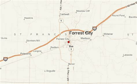 foto de Forrest City Location Guide