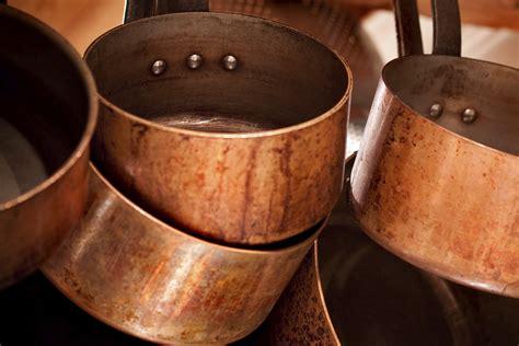 comment chiner des casseroles en cuivre