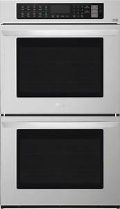 "LG 30"" Built-In Double Electric Convection Wall Oven ..."